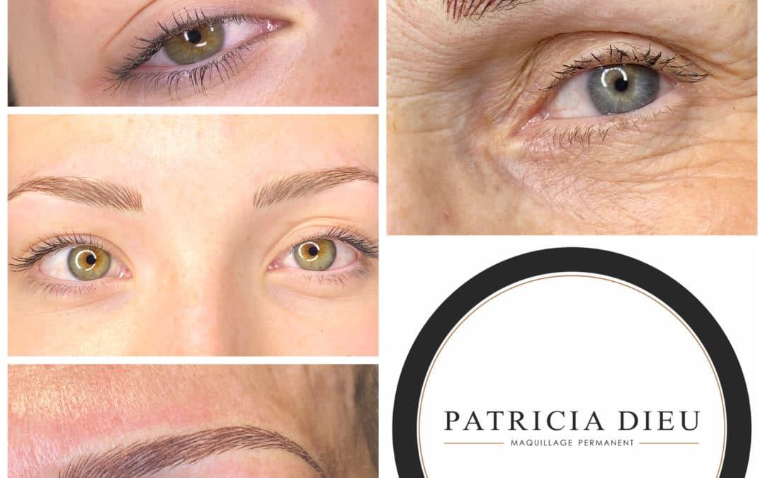 Maquillage Permanent Sourcils by Patricia Dieu - Maud Elite Dermo esthetic