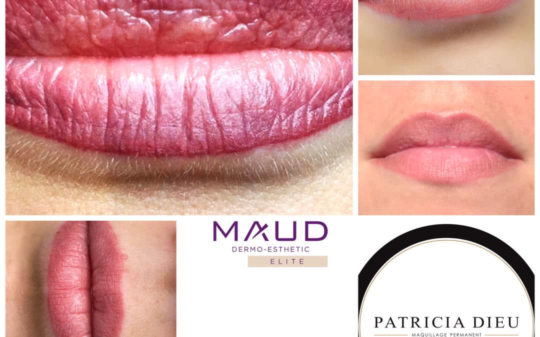 Maquillage Permanent Magic Lips by Patricia Dieu