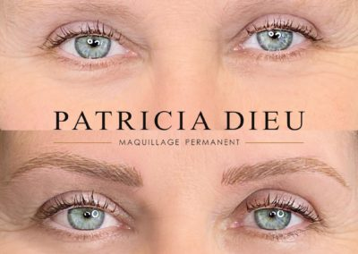 Maquillage permanent Sourcil à Caen - Patricia Dieu (1)